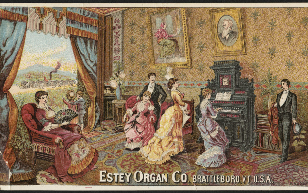 Words Project roundtable looks at impact of Estey Organ Co. on consumer culture