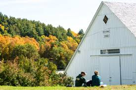 John Irving & Scott Farm: Dummerston, VT
