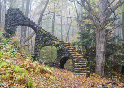 Madame Sherri's Castle Ruins: Chesterfield, NH